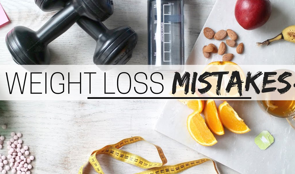 15 Common Mistakes When Attempting to Lose Weight